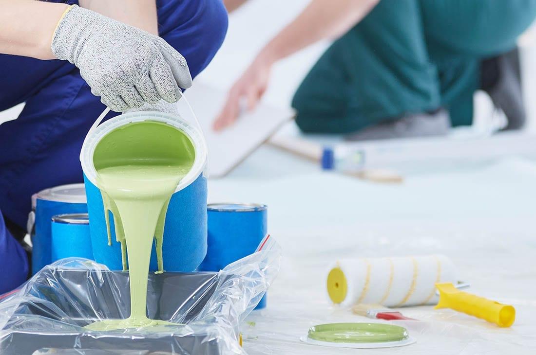 paint market analysis