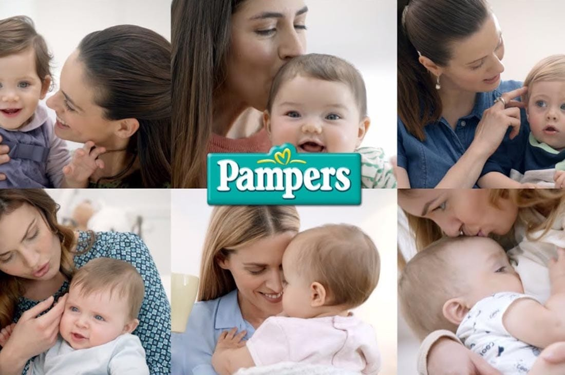 pampers - ricerche di mercato
